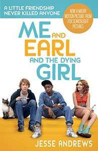 Me and Earl and The Dying Girl by Jesse Andrews Kindle Book 99p @ Amazon