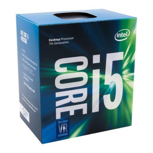Intel Core i5-7500 3.4 GHz QuadCore 6 MB Cache Socket H4 (LGA 1151) CPU - £185.99 @ Amazon UK