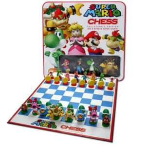 Super Mario Chess Collectors Edition £19.99 @ Game