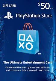 $50 PlayStation Store Gift Card - PS Vita/PS3/PS4 Code @ cdkeys - £37.04