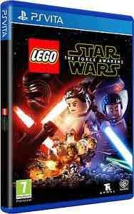 Lego star wars the force awakens (PS vita) £14.99 @ ebay via funboxmedialtd