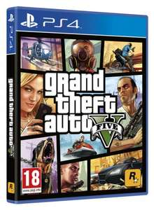 GTA V PS4 WITH 2.5 MILLION £24.85 Shopto