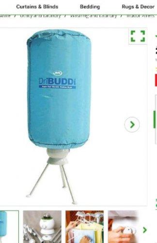 JML Dri Buddi Heated Airer £29.99 @ Dunelm