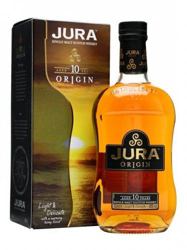 Tesco instore ISLE OF JURA 10 YEAR OLDOrigin70cl / 40%Island Single Malt Scotch Whisky - £15.50