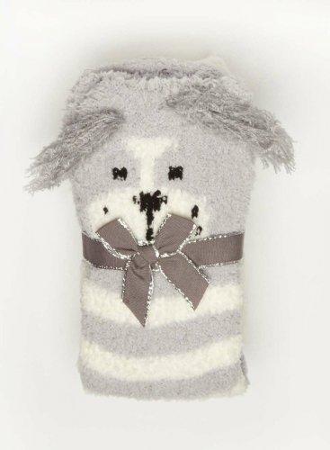 3D Animal slipper socks now only £2 at Dorothy Perkins