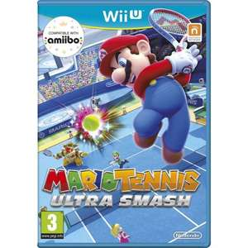 Mario Tennis: Ultra Smash Wii U (was £34.99 now £19.99) @ Smyths