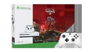 Xbox One S 1TB Halo Wars 2 Ultimate Edition bundle and additional controller £259.99 @ Microsoft Store