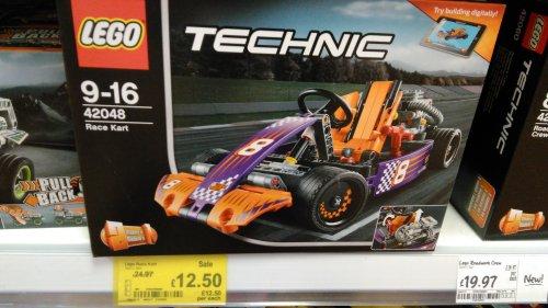 Lego 42048 Race Kart - £12.50 instore @ ASDA