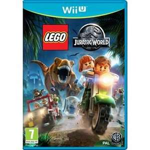 Lego games (Nintendo Wii U) £12.99 each @Smyths / Jurasic World /  Mavel Super Heroes /  Lego Movie  / Batman 3 Beyond Gotham