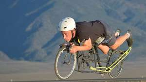 Battle Mountain - Graeme Obree's Story on BBC iPlayer until 8th March