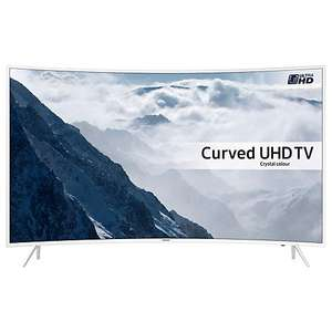 Samsung UE43KU6510 HDR 4K Curved Smart TV