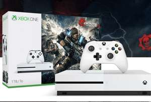 Xbox One S 1TB + GOW4 (Digital) + Forza 3 + Extra Controller + 2000 Clubcard Points £279.99 @ Tesco direct