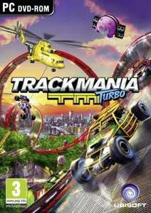 TrackMania Turbo PC 8.89 or £8.45 with 5% discount code @ CDKeys