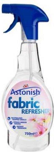 Astonish Fabric Freshener Spray (750ml) ONLY £1.00 @ Poundland