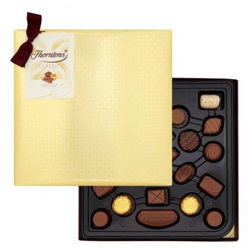 Thorntons Classic Box Gift Wrap 511G @ Tesco Instore - £3.50