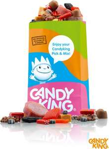 Candy king pic n mix half price for half term @ Wilko