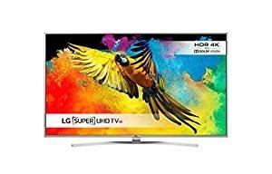 LG 55UH770V 55 inch Super Ultra HD 4K Smart TV webOS (2016 Model) - Silver £719 Del @ Amazon