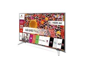 LG 60 inch 4K Ultra HD Smart TV HDR WebOS (2016 Model) - Silver @ Amazon (sold & dispatched by Amazon)