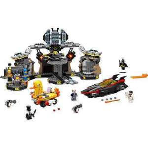 Lego batman movie - 70909 toys r us £75.97 instore @ Toys R Us (via Price Match & extra £10 off with toys r us card scan offer))
