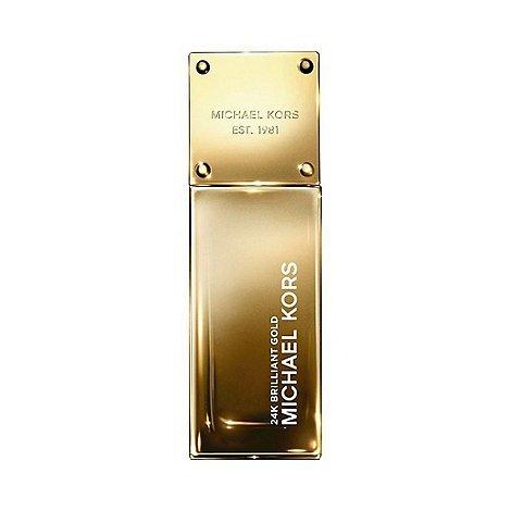 Michael Kors '24k Brilliant Gold' eau de parfum 30ml £20 c&c @ Debenhams