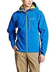 Rab Men's Salvo Jacket - Blue (M & XL Only) £75.28 Del @ Amazon