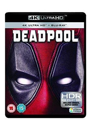 Deadpool UHD 4K blu ray £16.49 @ Base.com (also X-Men Apocalypse)