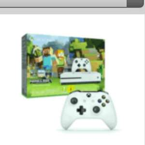 Xbox one s + minecraft + extra controller £219.99 @ Game
