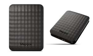 Maxtor M3 1TB HDD Portable Hard Drive ONLY £39.99 @ Ryman, Free Next Day Delivery + cashback!