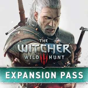 The Witcher 3: Wild Hunt Expansion Pass (£9.99 PS+, £11.99) @ PSN