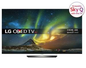 "LG OLED55B6V 55"" TV - £1628.99 @ Crampton and Moore"