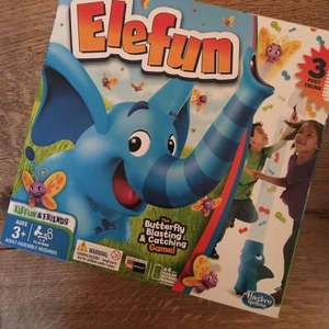 Elefun Game £6.25 @ Tesco