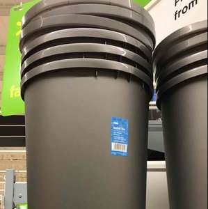 Decent Size (25 Litres) Good Looking Dustbin £2.50 instore @ Asda Becton