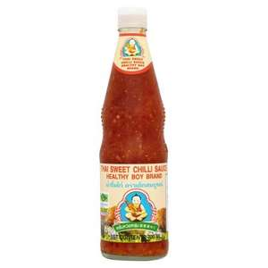 Massive ''Healthy Boy Sweet Chilli Sauce'' 700ml £1 @ Morrisons