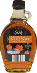 Specially Selected 100% Pure Canadian Maple Syrup - £2.99 @ ALDI
