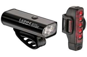 Lezyne Macro Drive 800XL and Strip Pro Light Set @ Evans Cycles £47.99