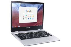 Samsung Chromebook Plus Convertible Touch Laptop with Pen XE513C24-K01US - $449 (£359.62) + free shipping @ Amazon US
