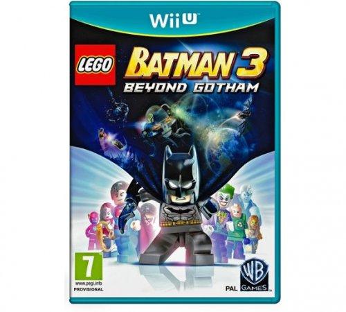 LEGO Batman 3 Beyond Gotham Wii U Game £11.99 @ Argos