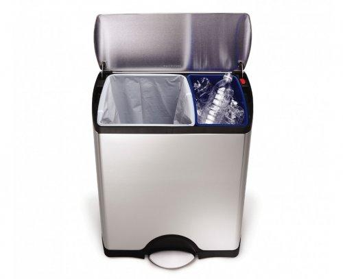 Simplehuman 46 Litre Recycler, £87.99 at Leekes