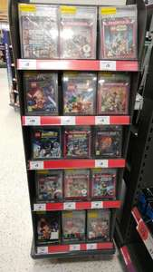 Sainsburys In-Store PS3 and Xbox 360 Games Clearance @ £5 - GTA V, CoD BO3, Lego etc