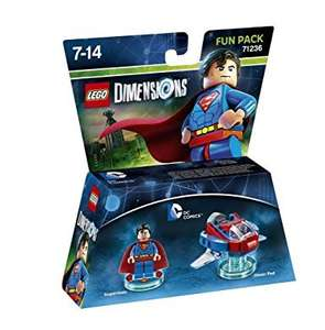 Lego Dimensions Fun packs from £7.99 at Game plus Double Reward points