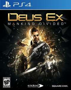 Deus Ex: Mankind Divided (PS4/Xbox One) £12.99 Delivered (Like New) @ Boomerang via eBay