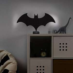 Batman light, superman light, Nintendo lights, Zelda light & many more on offer @ asda direct. From £12