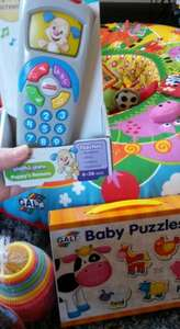 galt playnest £7.50 puzzles and more reduced to clear see post @ sainsbury's - Harrow