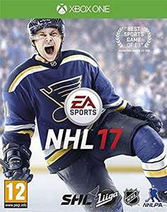 NHL 17 (PS4/Xbox One) - £28.99 (free C+C or add £3.25 for same-day delivery) - Argos (or £29.99 at Amazon with Prime)