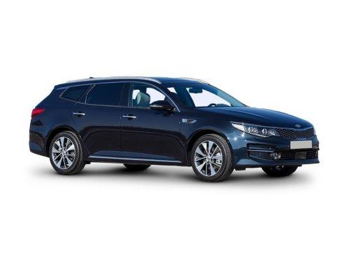 Kia Optima Diesel Sportswagon 1.7 CRDi ISG 2 5dr £131.98pm Personal Hire 24 Months £4991.33 @ allcarleasing