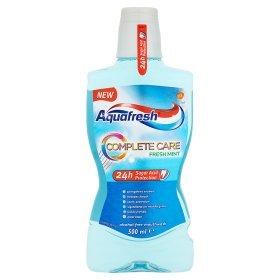 Aquafresh Complete Care Mouthwash (500ml) was £3.50 now £1.50 (Rollback Deal)  @ Asda