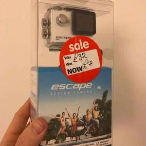 Escape HD5 action camera. £7 instore @ Asda - Hull Kingswood