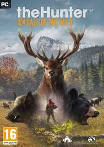 The Hunter Call of the Wild PC (Use 5% FB Code) @ Cdkeys