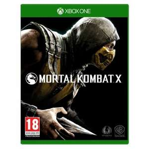 Mortal Kombat X £8.99 / Batman Arkham Knight / Mad Max / Dying Light £7.99 Shadow of Mordor £6.99 (Xbox One) Delivered (Preowned) @ 365games