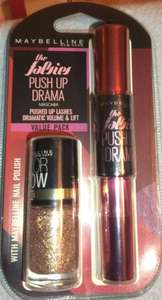 Maybelline mascara and nail polish - £3.99 @ B&Ms